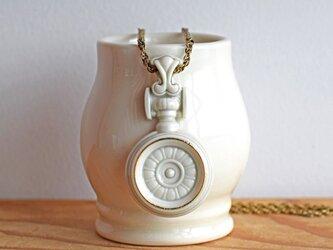金彩ペンダント(懐中時計)の画像