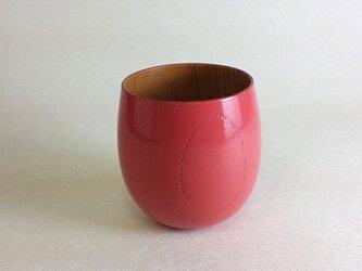 欅 たまゆらカップ ローズの画像