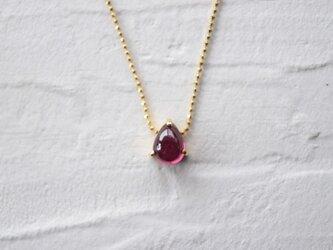 【浅紫】-ASAMURASAKI necklace-の画像