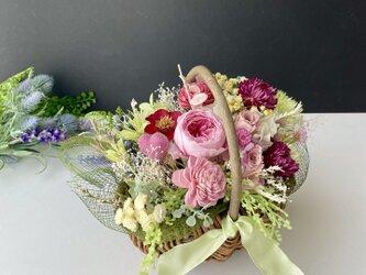 Rose basketの画像