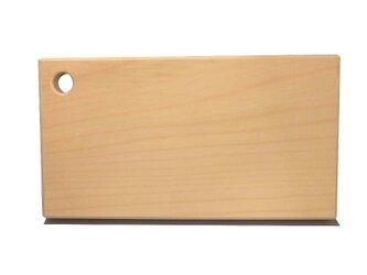 いちょう無垢一枚物 まな板・ちょこっとサイズ(Sサイズ)の画像
