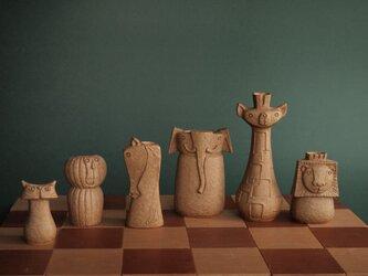 SAVANNA   Chess vase         サバンナ チェスベース  の画像