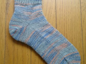 手編み靴下 opal classic豪華の画像