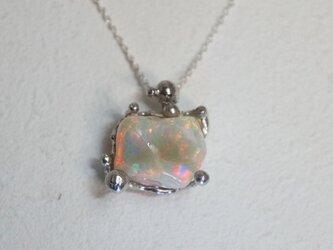 Seed orb oparl原石ネックレス IIの画像