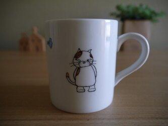 ねこ たま のマグカップの画像