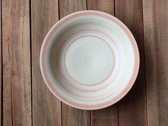 rim dish ーredーの画像