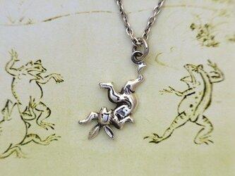 鳥獣戯画的兎 [grocca]の画像