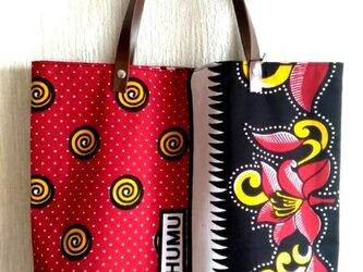 African☆バッグの画像