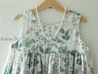 Liberty:irma  お姫様みたいなふわふわサマードレス(キッズ)の画像
