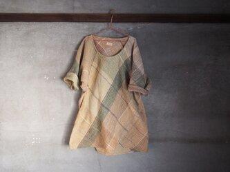 手織り/cotton ノ奴(ヤッコ) 温色 (+orimi)の画像
