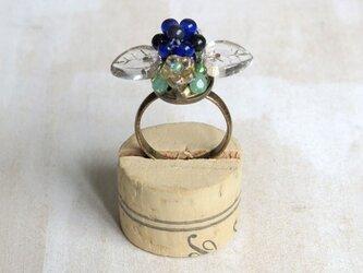 ブルーベリーの指輪 2の画像