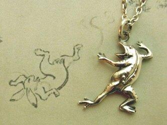 鳥獣戯画的蛙 [grocca]の画像