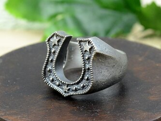 HORSE SHOE RING [GROCCA]の画像