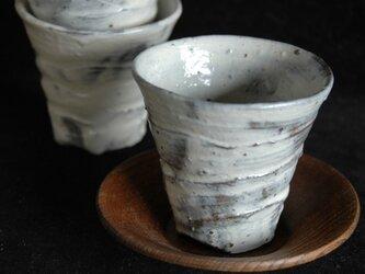 31、粉吹煎茶湯呑(5客)の画像