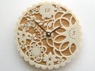 Decoylabの掛け時計 KIRIE-01の画像