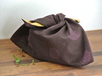 【再販】あづま袋(水玉)raisin×azukiの画像
