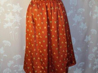 ギャザースカート 5854の画像