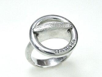ワッカ リング Silverの画像