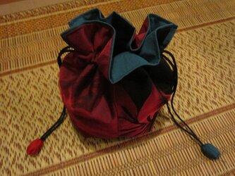 和布巾着袋の画像