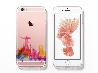 Brazil ☆ iPhone 7 / 7+ / SE / 6 / 6S / 6+ / 6S+/ 5 ソフト ケース  C117の画像
