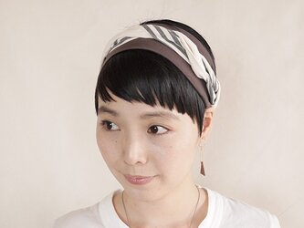 NEW▷patchwork turban <ss 3cloth-011>の画像