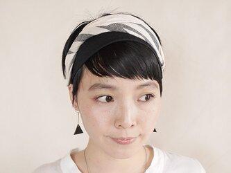 NEW▷patchwork turban <ss 3cloth-012>の画像