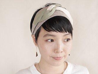 NEW▷patchwork turban <ss 3cloth-014>の画像
