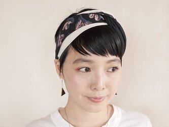 NEW▷patchwork turban <ss 3cloth-018>の画像