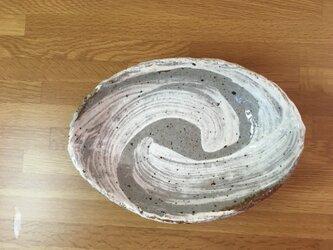 刷毛目皿の画像