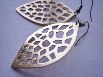 Almond Drop Earringsの画像