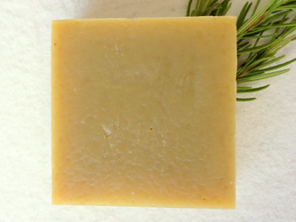 ハーブ石けん・ローズマリーの香りの画像