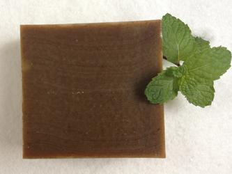 ハーブ石けん・ペパーミントの香りの画像