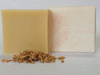 ハーブ石けん・オレンジフラワーの香りの画像