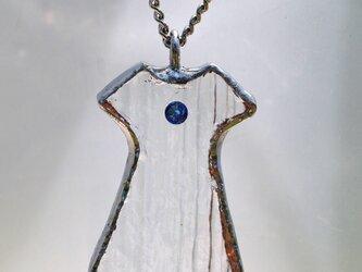 ワンピース ネックレス(クリア)の画像