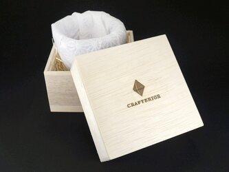 【追加オプション】焼印入木箱の画像
