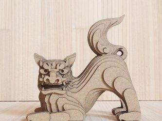 段々獅子 - 伏・阿の画像