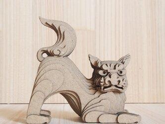 段々獅子 - 伏・吽の画像