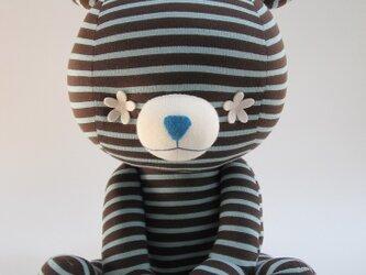 Kuma 001 White Eye ver4 N様用試作品の画像