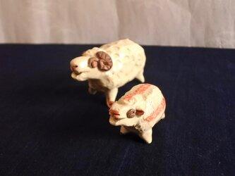 干支 羊の画像
