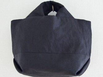 ミニトートバッグ(ブラック)の画像