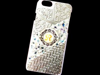iphone7/6/6s/6PLUSケース(Reviveロゴエンブレム/white)の画像