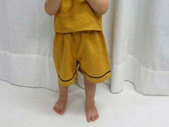 キッズマリンシャツ (90サイズ)の画像