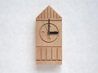 くら時計の画像