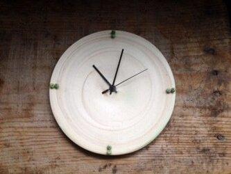 練り込み時計(壁掛け用)の画像