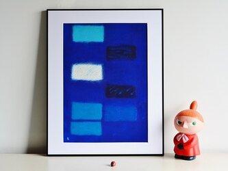 青の為のブルース・作品3(非売品となりました)の画像