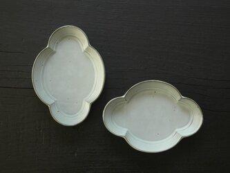 粉引木瓜中皿の画像