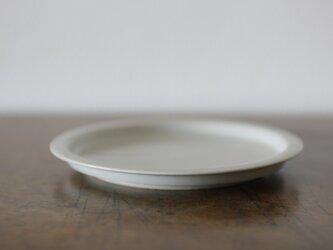 5寸リム皿(透明)の画像