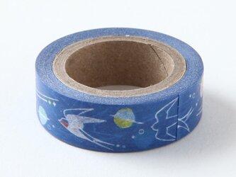 ツバメのマスキングテープの画像