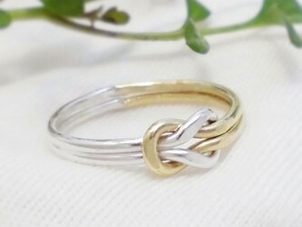 Promise(シルバー&真鍮)の画像