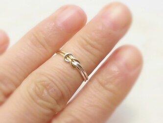 Promise・mini(シルバー&真鍮)の画像